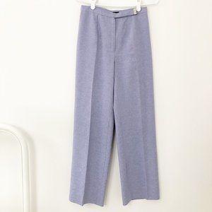 Vintage Lilac Purple High Rise Trouser Pants - 2/4